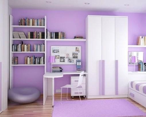 Dipingere La Camera Da Letto Rosa