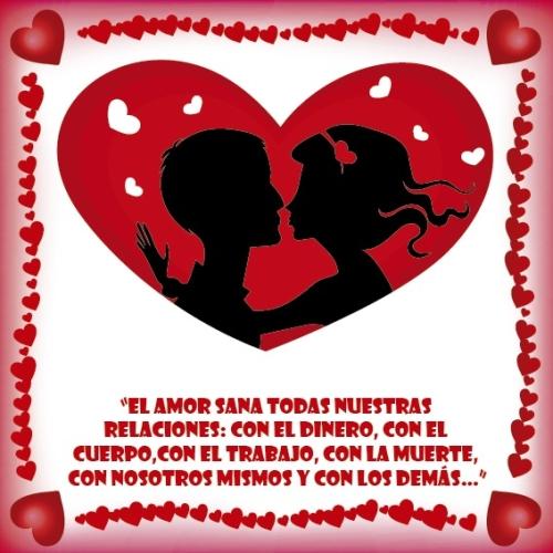 Postales de amor con mensajes para enamorados \u2013 Descargar imágenes