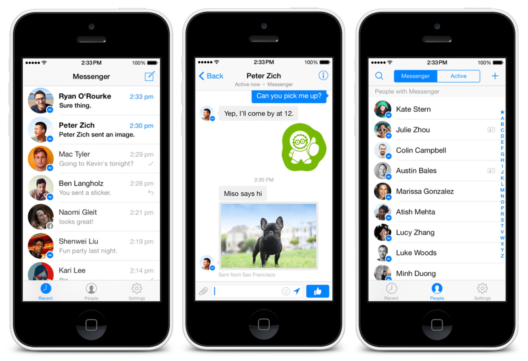 Descargar Messenger Descargar Facebook Messenger Para Iphone