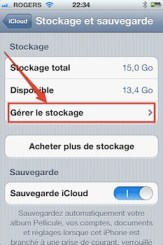 icloud gerer stockage iCloud iPhone   iPad: comment grer efficacement les 5 Gigas despace gratuit 
