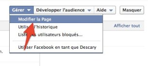 personnaliser applications page facebook Comment personnaliser les applications d'une Page Facebook