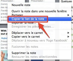 evernote lien de note Evernote: structurez vos notes en les liant les unes aux autres 