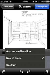 genius scan iPhone: deux applications gratuites pour scanner vos documents