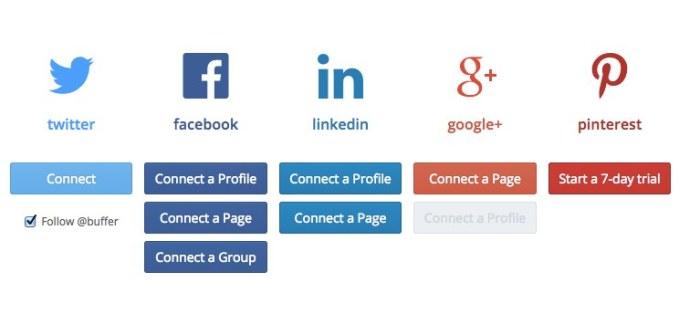 Pinterest: planifier vos publications avec Buffer