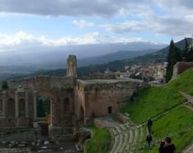 Teatro Grego de Taormina