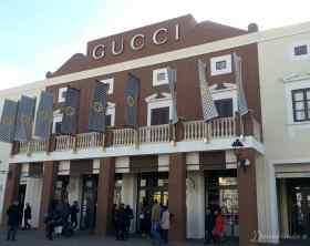 Loja da Gucci