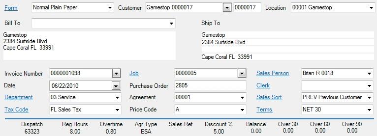 How Do I Create an Invoice? u2013 dESCO Support - how do i create an invoice