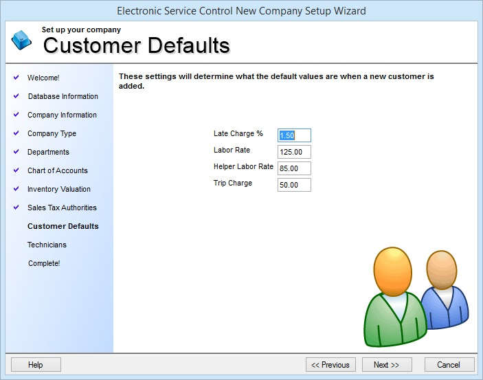 How Do I Create a New Company Database? \u2013 dESCO Support