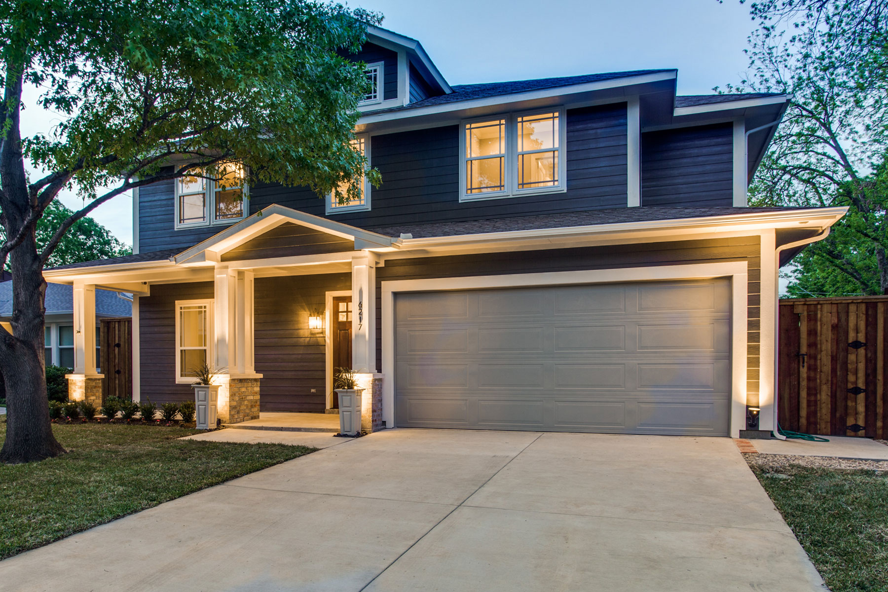 Garage Apartment Lakewood Dallas Custom Home In Lakewood Dallas Tx Sold Desco Fine Homes
