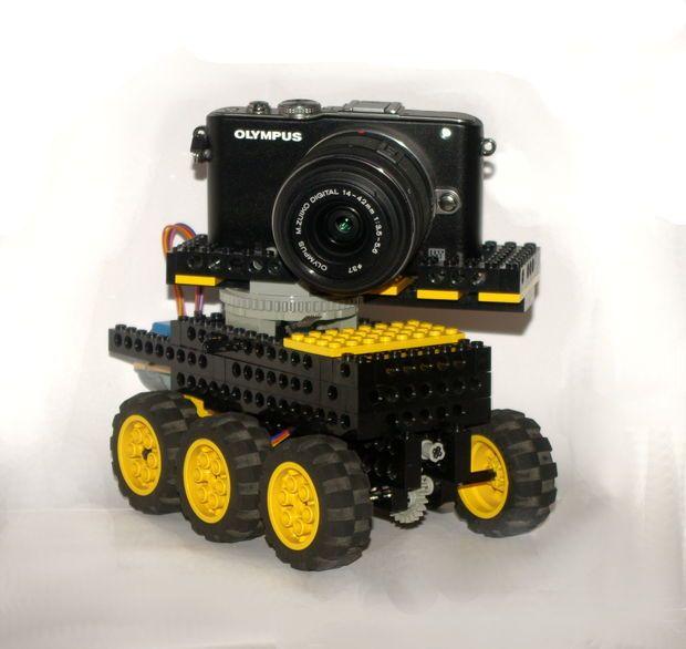 5 proyectos divertidos para hacer con Arduino y LEGO