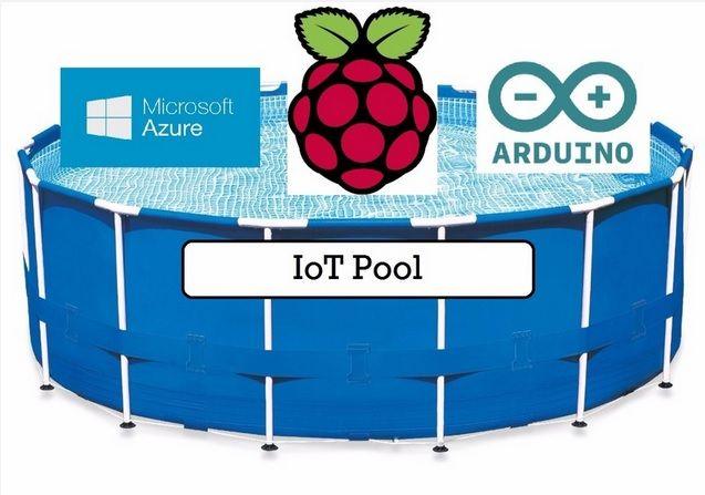 Sistema de control para piscinas con Arduino y Raspberry Pi