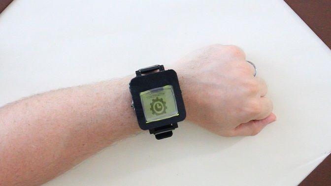 Convierte un viejo móvil en un moderno Smartwatch con Arduino