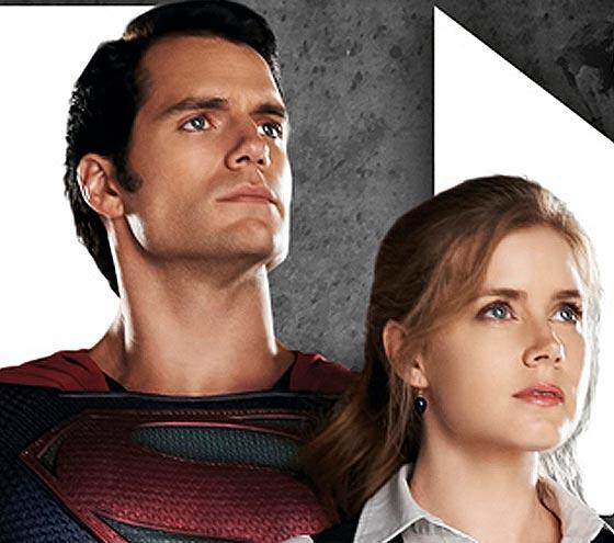 ManofSteel-Superman-Foto-Portada-HenryCavill-AmyAdams-ElHombredeAcero