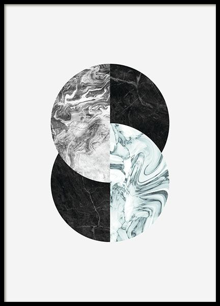 Bilder Print Modern Art Prints With Marble | Posters Uk | Desenio