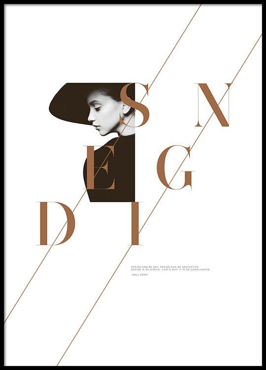 Design, Posters