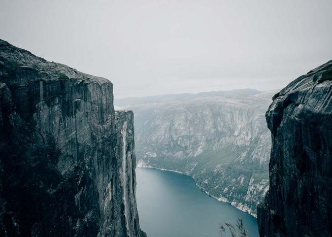 Fjord Poster - fjord