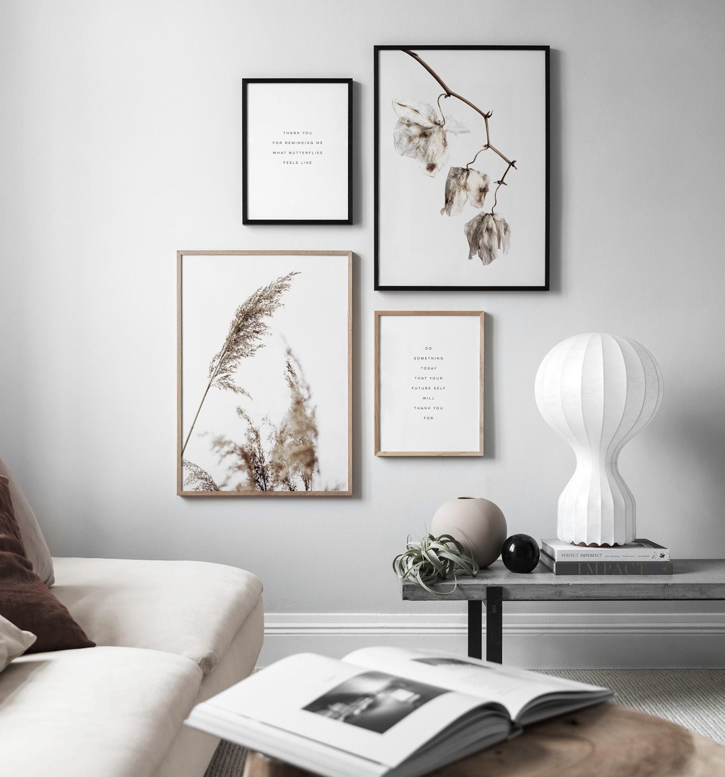 Wohnzimmer Bilderwand Wohnzimmer Fotowand Alles Uber Wohndesign