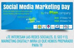 #SMMDay, la fiesta de los profesionales de las redes sociales y el marketing digital en Madrid