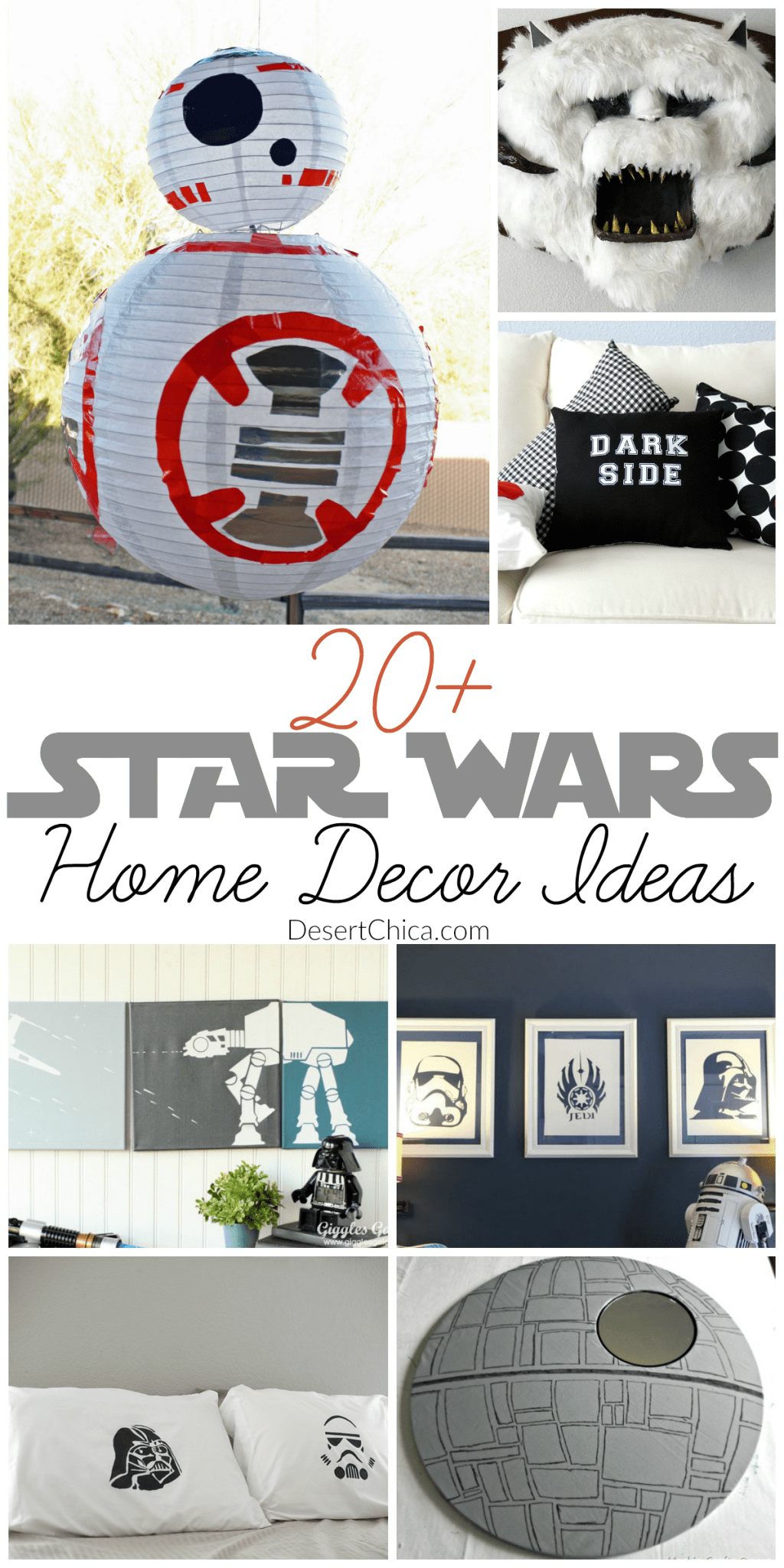 Star Wars Decorating Ideas 20 43 Star Wars Home Decor Ideas Desert Chica