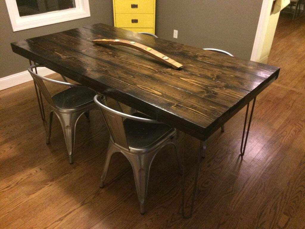 Https Www Desertdomicile Com Diy Farmhouse Table Plans