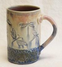 handmade mug  Studio 400 west LLC