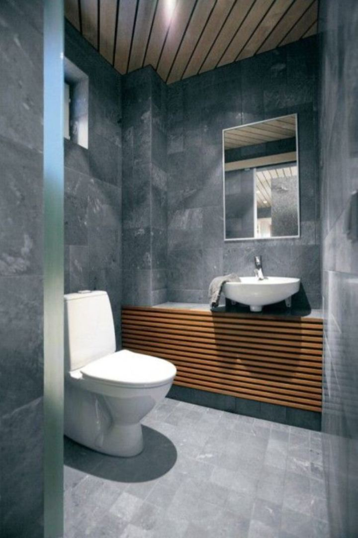 30 Small Modern Bathroom Ideas Deshouse