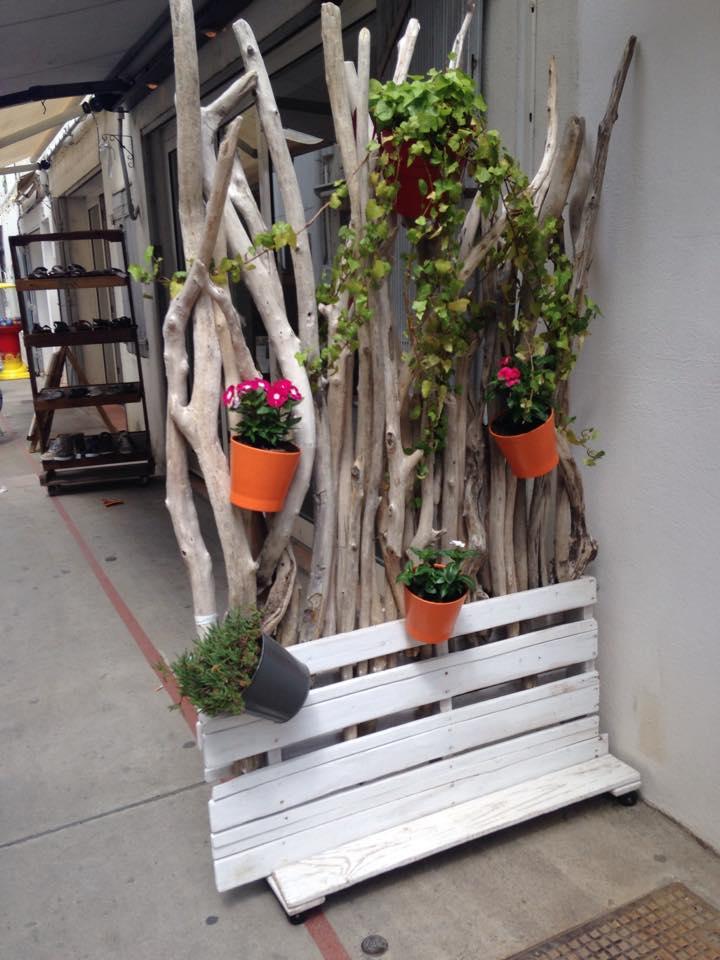 Salon Jardin Palette Bois | Bois Et Palettes – Idées Déco Originales ...