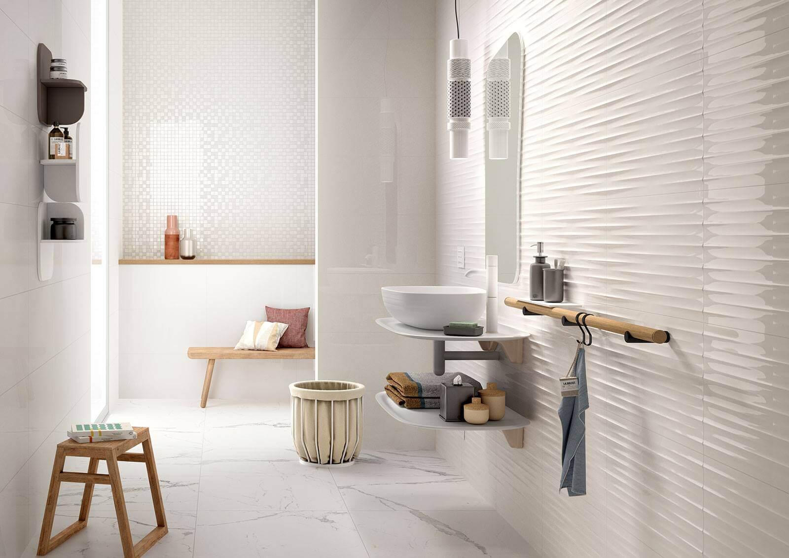 Badezimmer fliesen trend badezimmer fliesen aktuelle for Aktuelle badezimmer trends