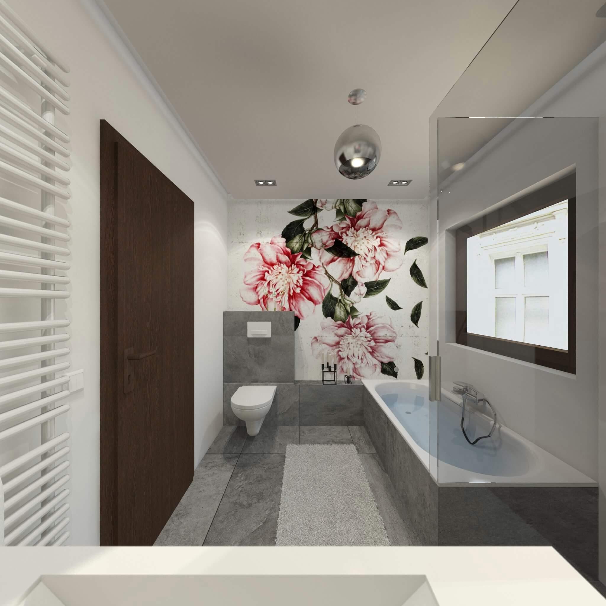 Badgestaltung Kleines Bad | 120 Moderne Designs Von Glaswand ...