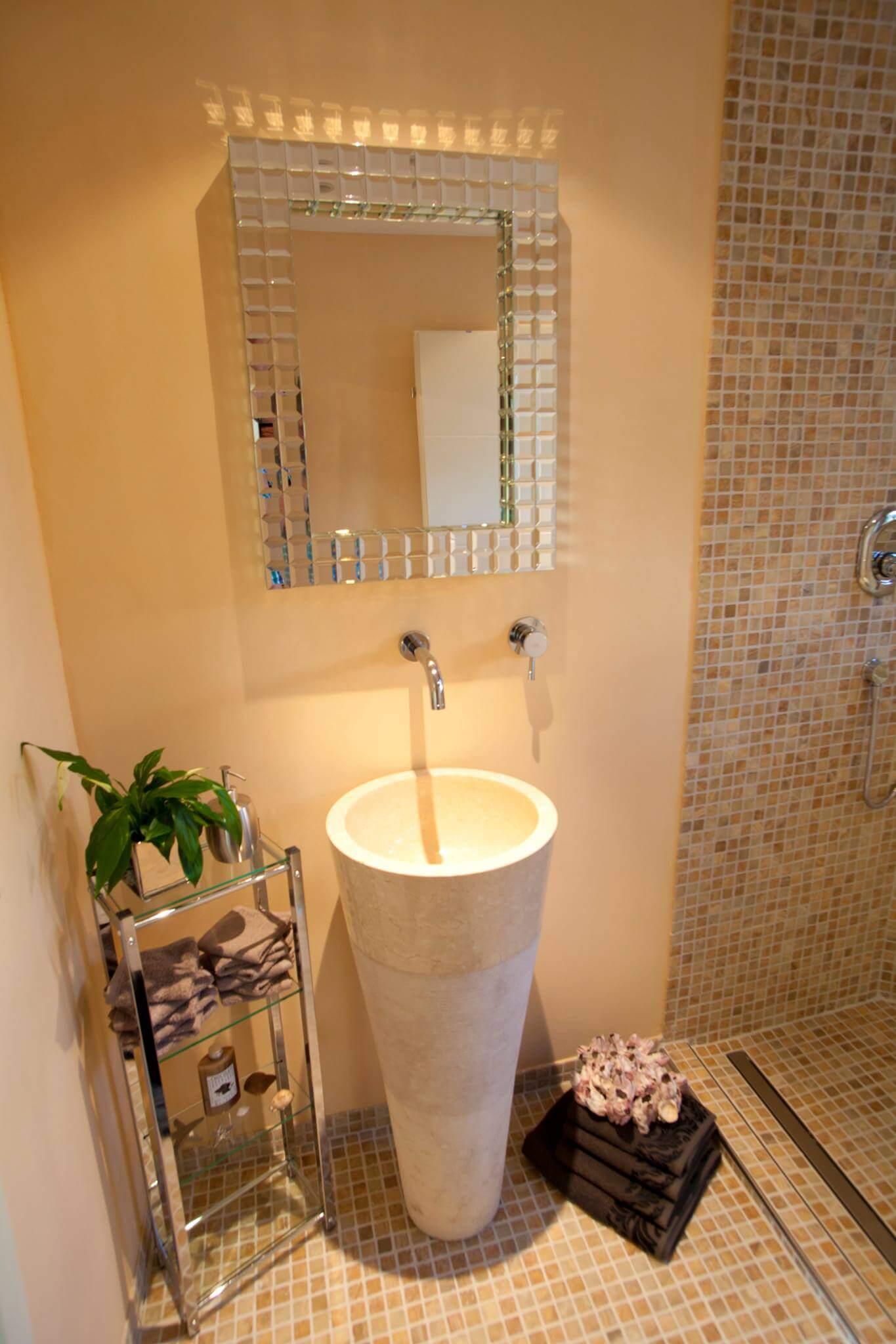 Badezimmer Mediterran Modern | Mediterran Und Modern Einrichten 2 ...