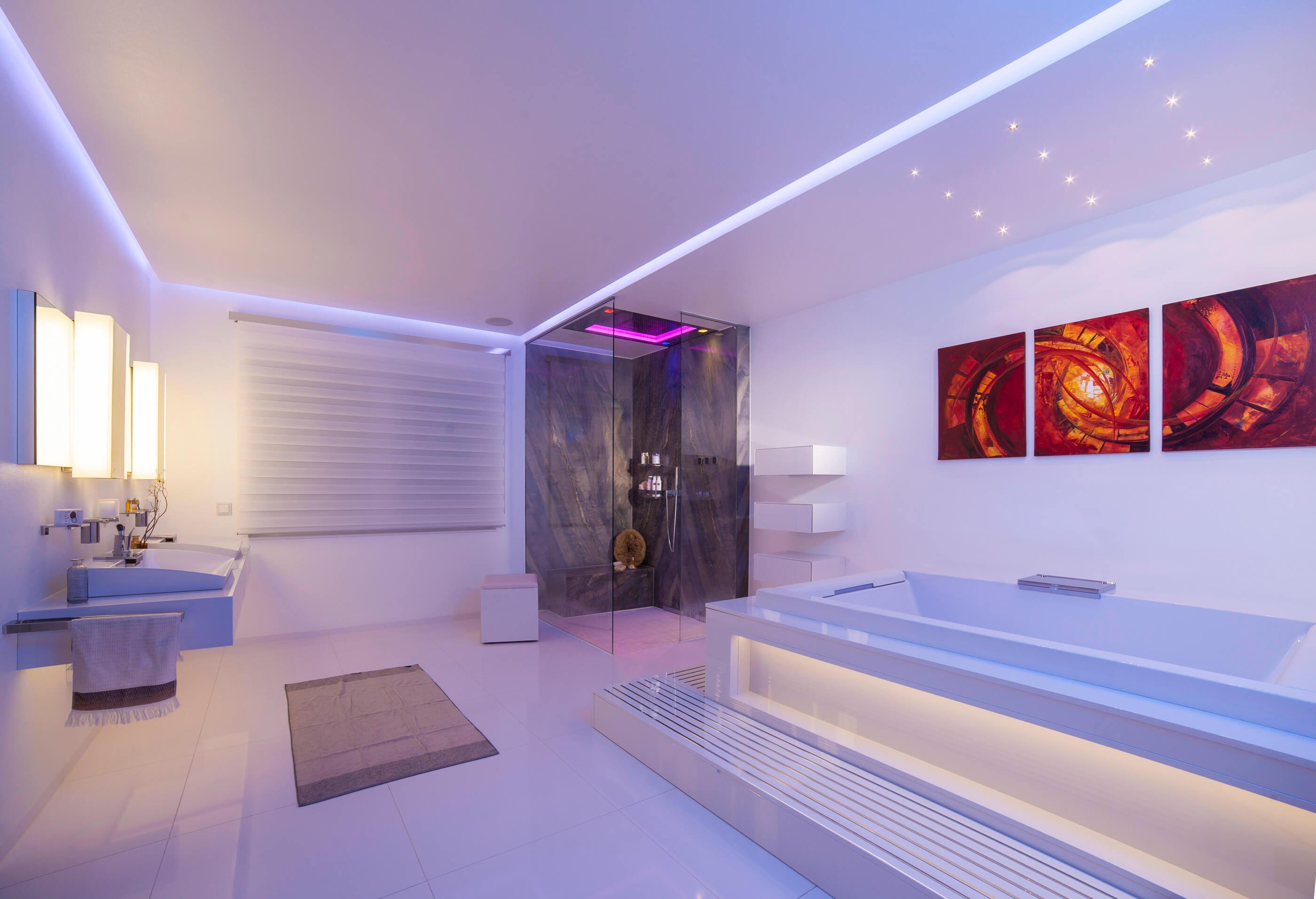 Schon Badezimmer Modern Luxus