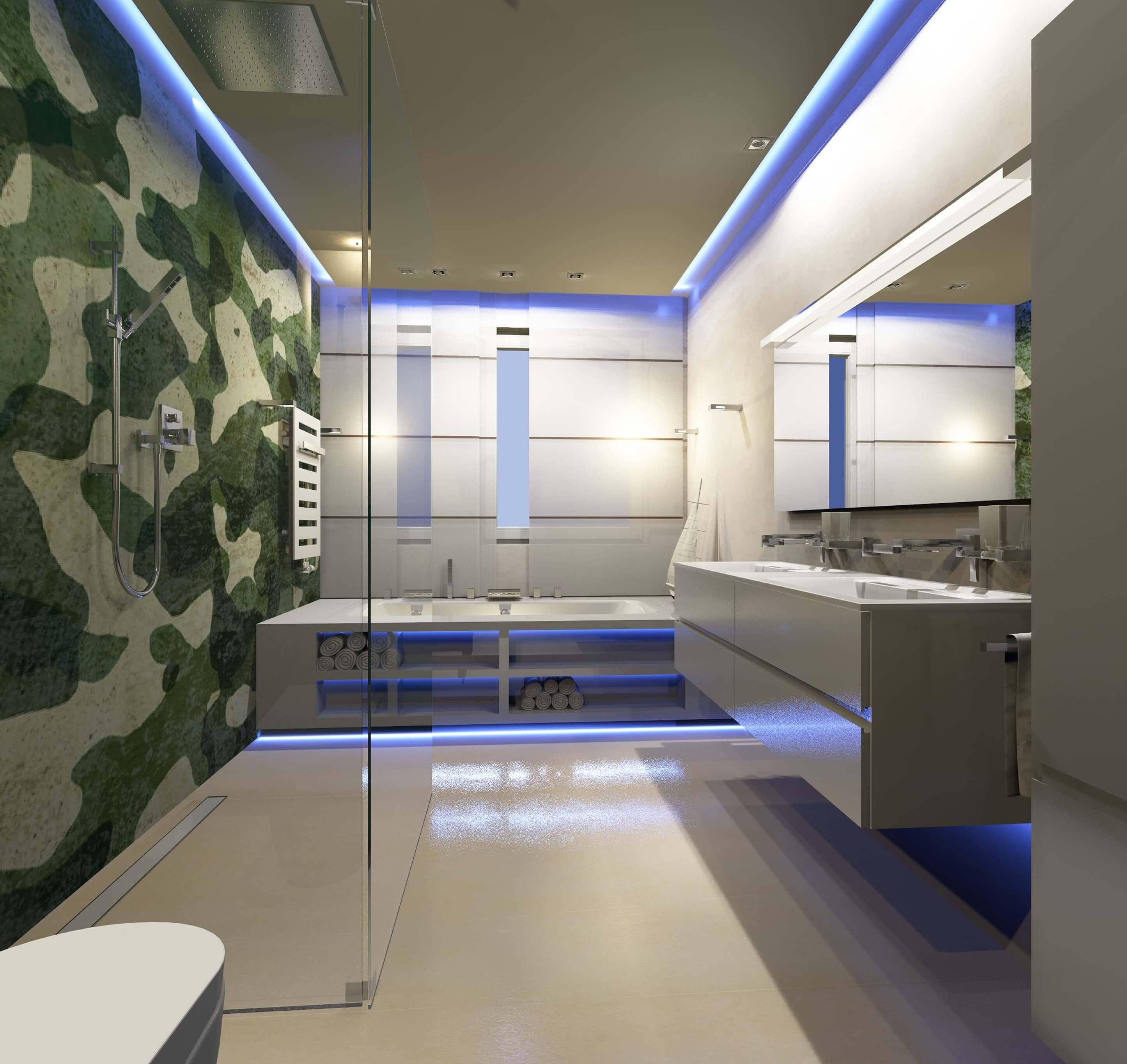 Bad einrichten 5 qm badezimmer trends 2019 badtrends for Badezimmer 5 quadratmeter