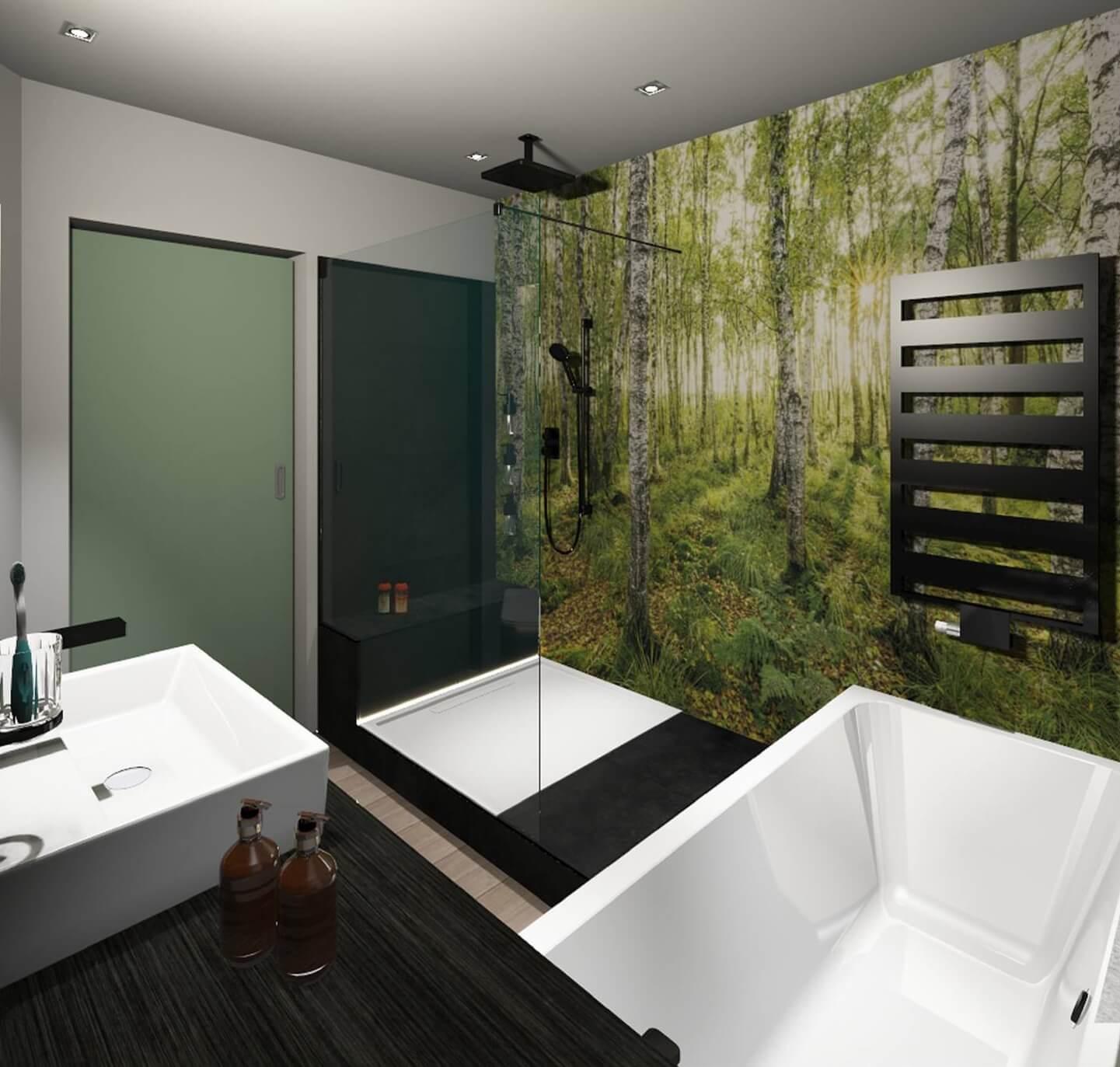 Badezimmer Neu Fliesen Kosten: Was Kostet Ein Badezimmer Komplett