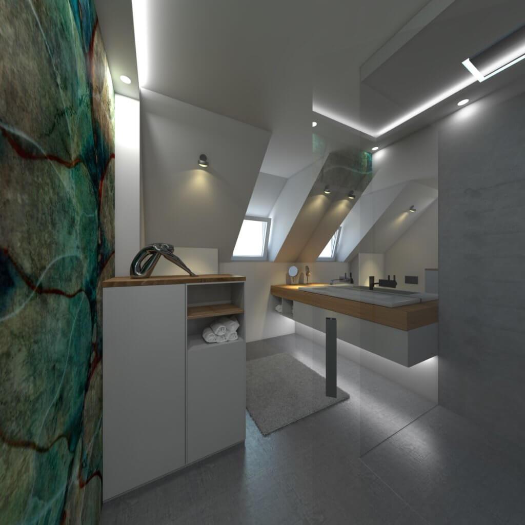 Ausgefallene Kleine Bäder | Ausgefallene Badezimmer