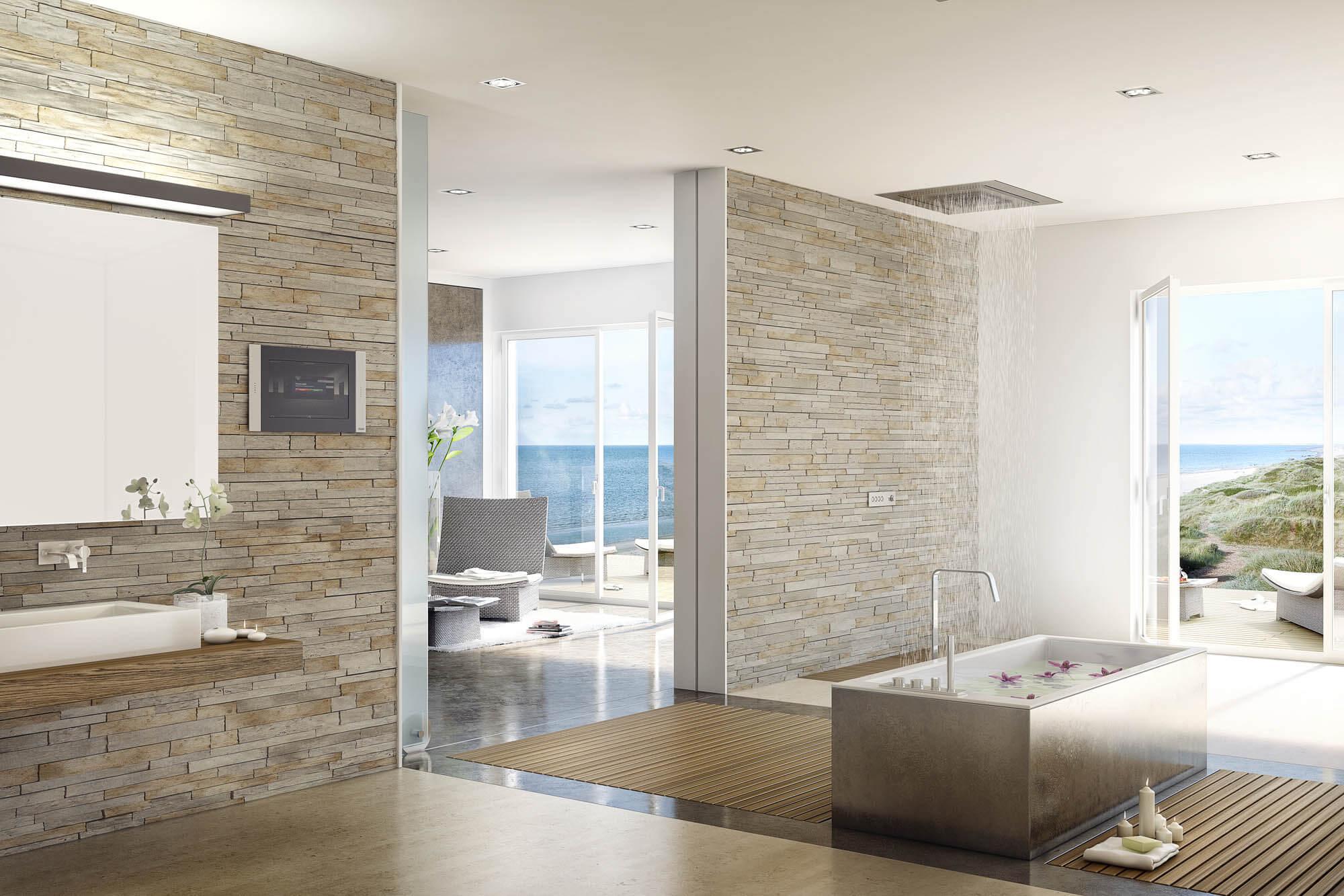 Neue badezimmer trends badezimmer 12 aktuelle farbtrends for Badezimmer trends