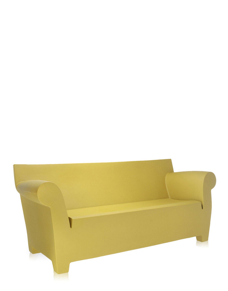 Kartell Bubble Club Sessel Kartell Bubble Club 2-sitzer Sofa Shop I Design-bestseller.de
