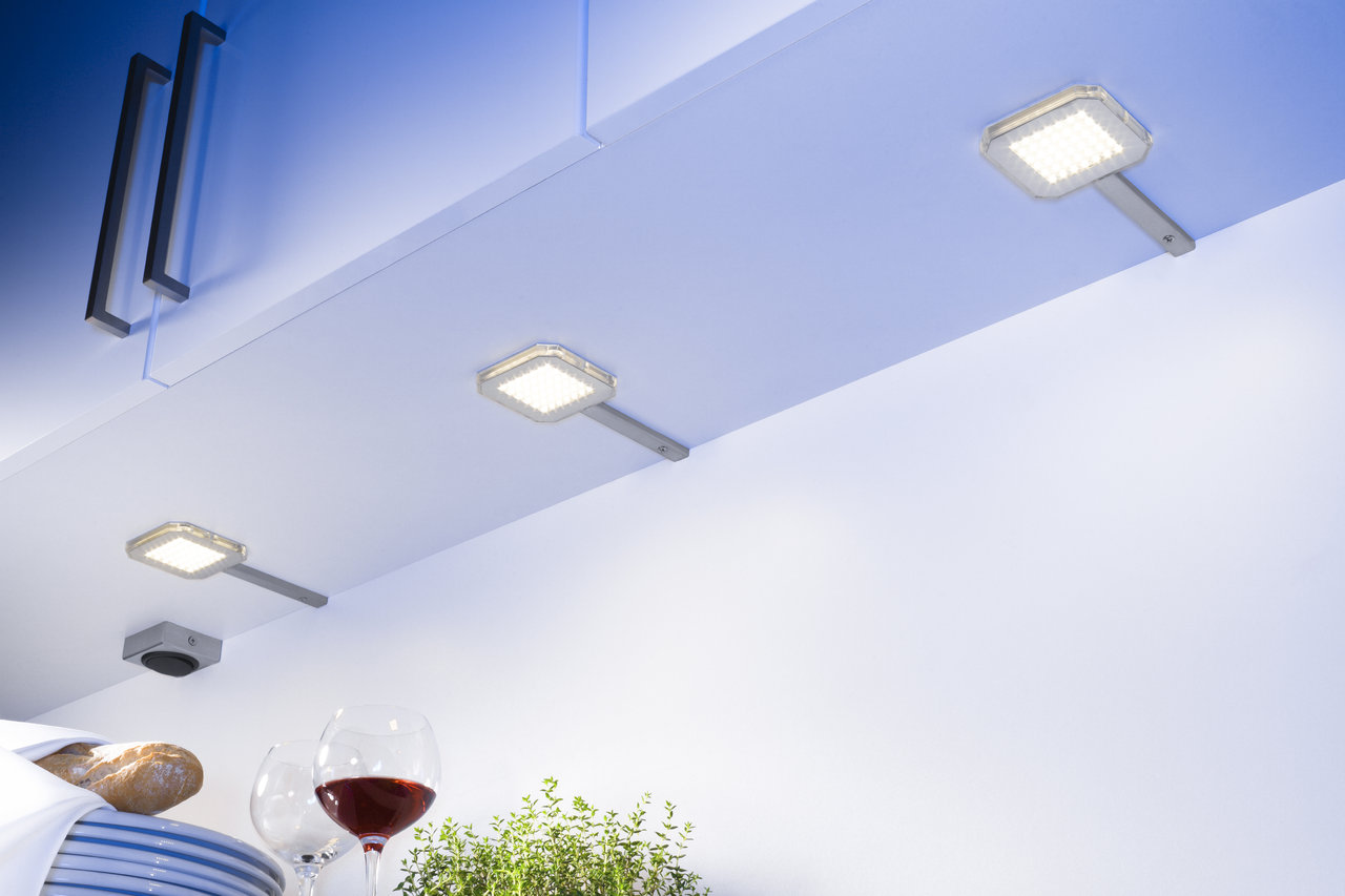 Unterbaubeleuchtung Küche Led Thebo Led 97 Carlo 4 Warmwhite