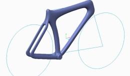 Design-Engine Creo Bike Frame