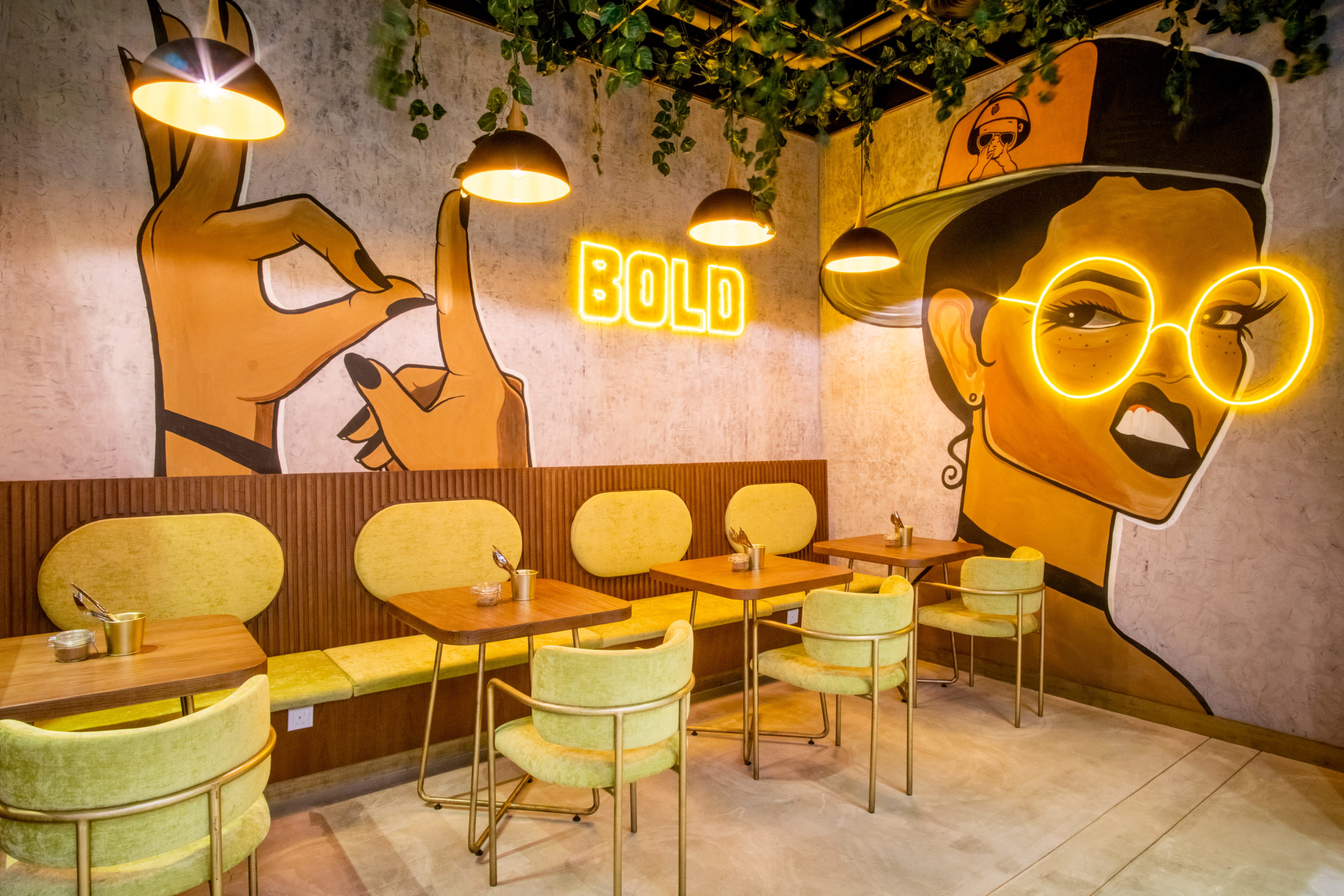 The Bowl One Restaurant By Designsmith Is Full Of Fun And Spunk Design Middle East