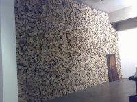 Wood Wall - Design Milk