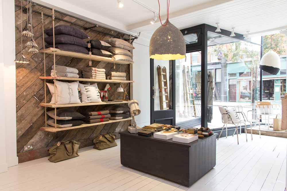 A Visit to Folklore - Design Milk - home design store