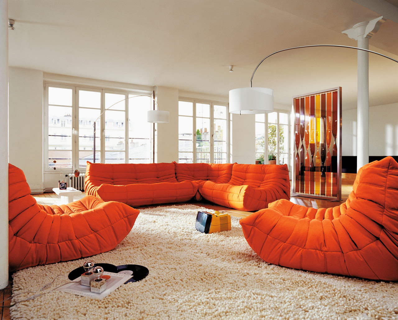 Ligne Roset Sofa 40 Years Of Togo And Still Going Strong Design Milk