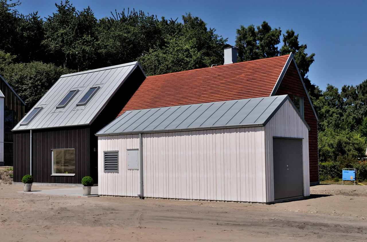 Sweden Houses Design Old Meets New In A Coastal Village In Sweden Design Milk