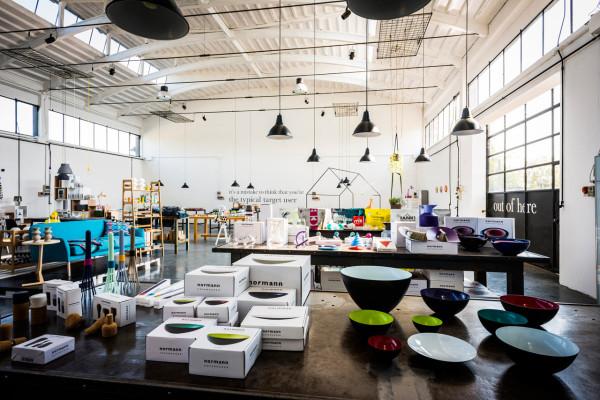 A Visit to Zerogloss Design Store - Design Milk - home design store