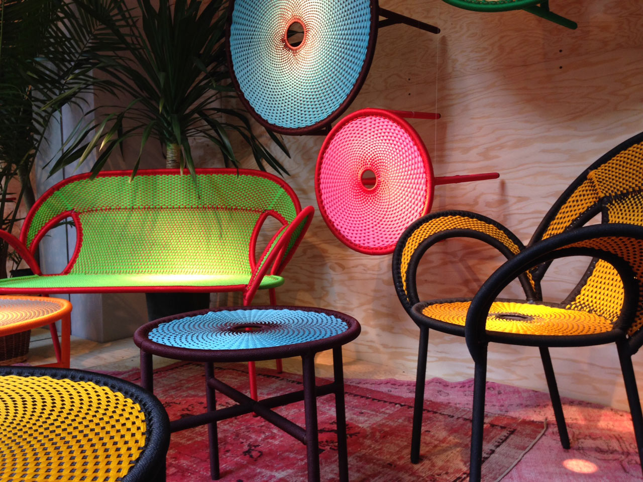 Moroso Couchtisch Banjooli Collection By Sebastian Herkner For Moroso Design Milk