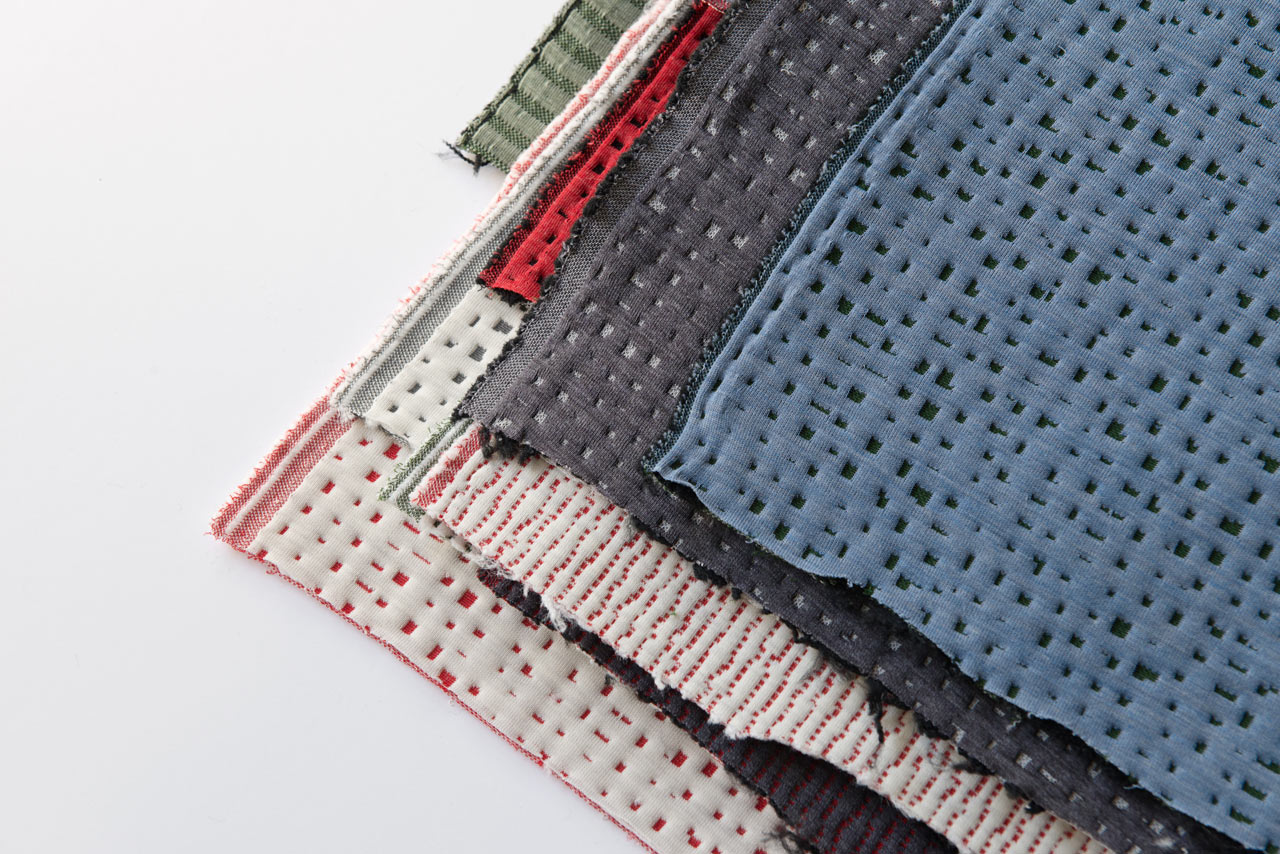 Kvadrat Stoffe 3d Knitted Fabric By The Bouroullec Brothers For Kvadrat Design Milk