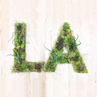 Unique Living Wall Plant Decor from Art We Heart - Design Milk
