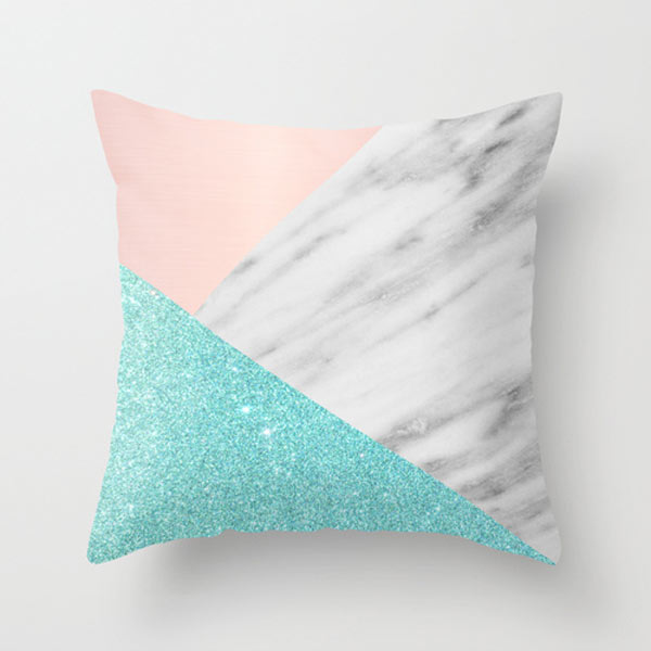 Modern Throw Pillows from Society6