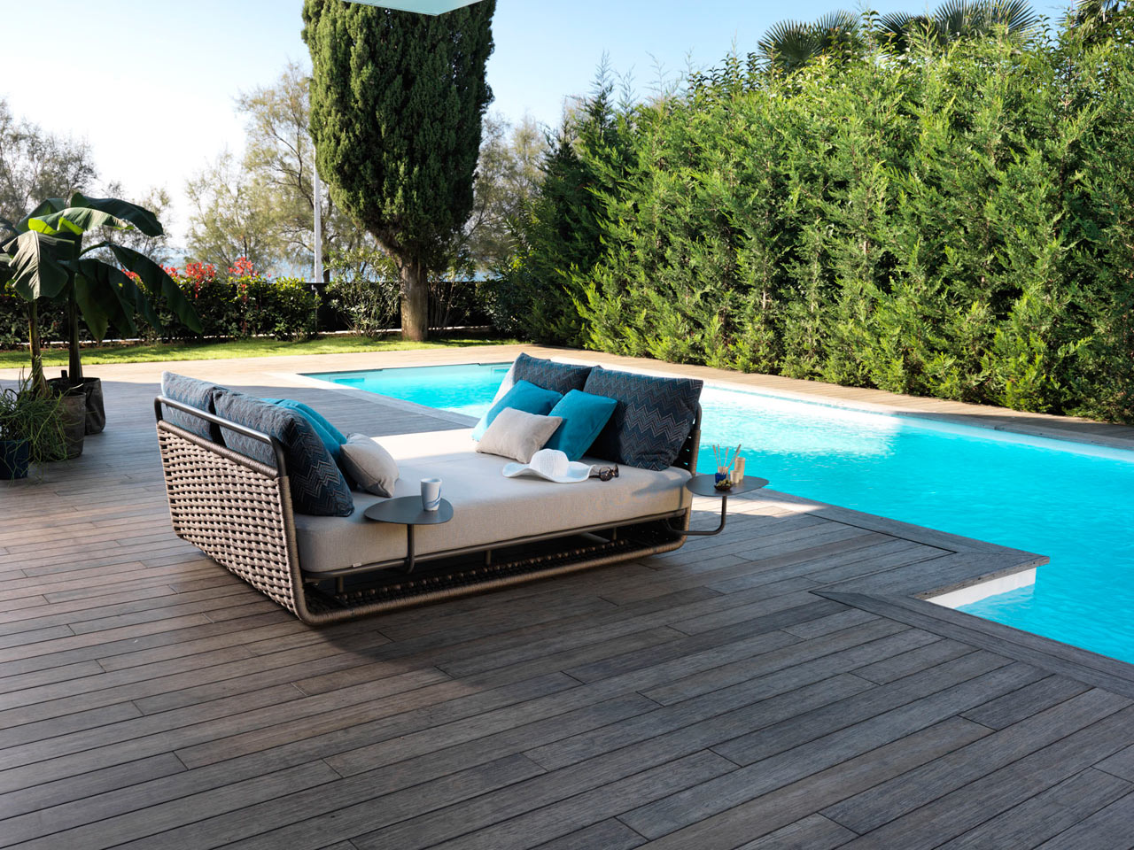 Santiago Sevillano The Perfect Daybed For Outdoor Napping Design Milk