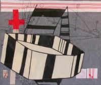 Mixed Material Art That Pops Off the Walls - Design Milk